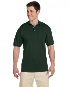 6.1 oz. Heavyweight Cotton Jersey Polo