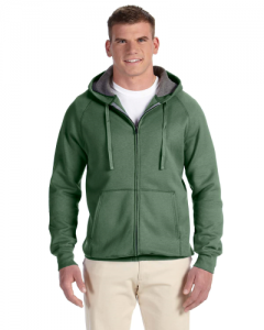 7.2 oz. Nano Full Zip Hood