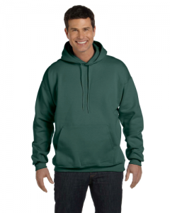 9.7 oz. Ultimate Cotton 90 10 Pullover Hood