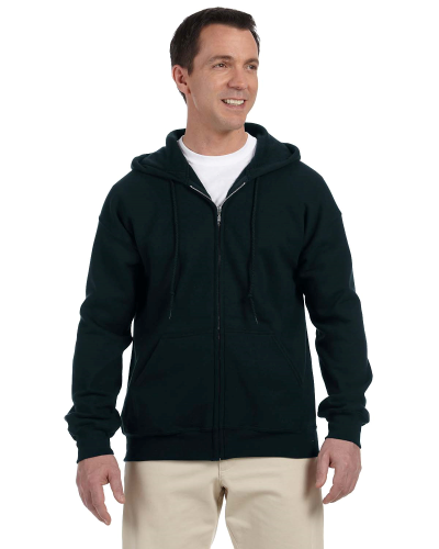 DryBlend 9.3 oz 50 50 Full Zip Hood