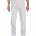 DryBlend 9.3 oz 50 50 Open Bottom Sweatpants