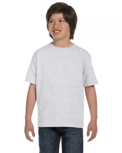 DryBlend Youth 5.6 oz 50 50 T Shirt