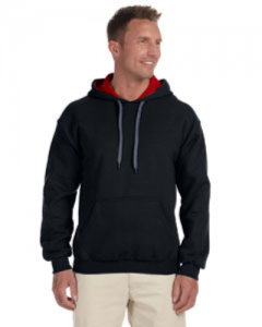 Heavy Blend 8 oz 50 50 Contrast Hood