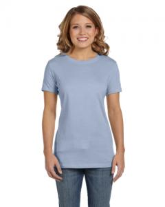 Ladies Jersey Short Sleeve T Shirt