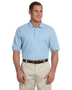 Mens Pima Pique Short Sleeve Polo