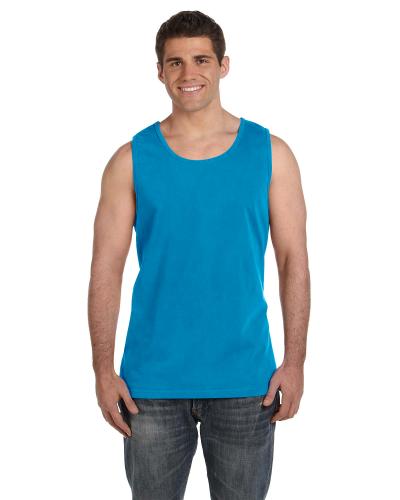 Ringspun Garment Dyed Tank