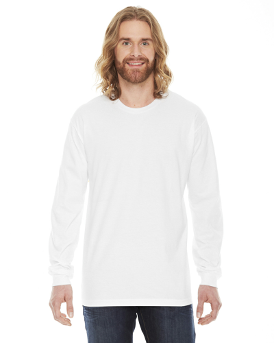 Unisex Fine Jersey Long Sleeve T Shirt