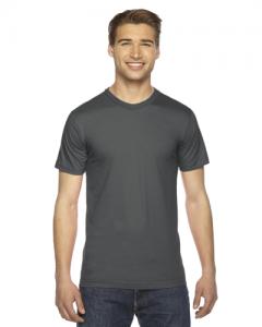 Unisex Fine Jersey Short Sleeve T Shirt