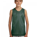 Youth Reversible Mesh Tank Shirt