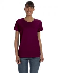 Heavy Cotton Ladies 5.3 oz. Missy Fit T Shirt