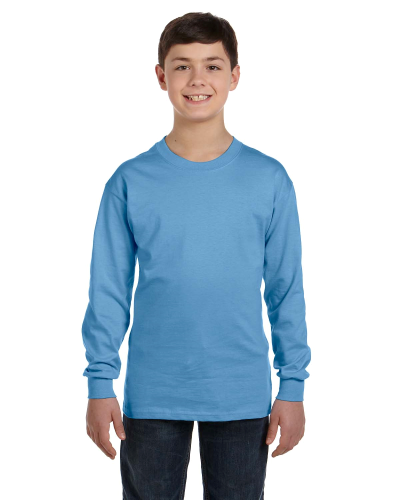 Heavy Cotton Youth 5.3 oz. Long Sleeve T Shirt