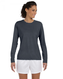 Performance Ladies 4.5 oz. Long Sleeve T Shirt