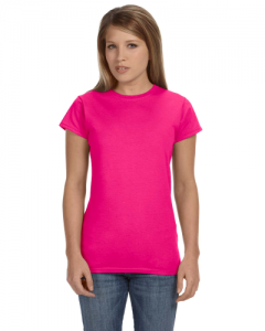 Softstyle Ladies 4.5 oz. Junior Fit T Shirt