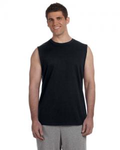 Ultra Cotton 6 oz. Sleeveless T Shirt