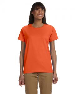 Ultra Cotton Ladies 6 oz. T Shirt